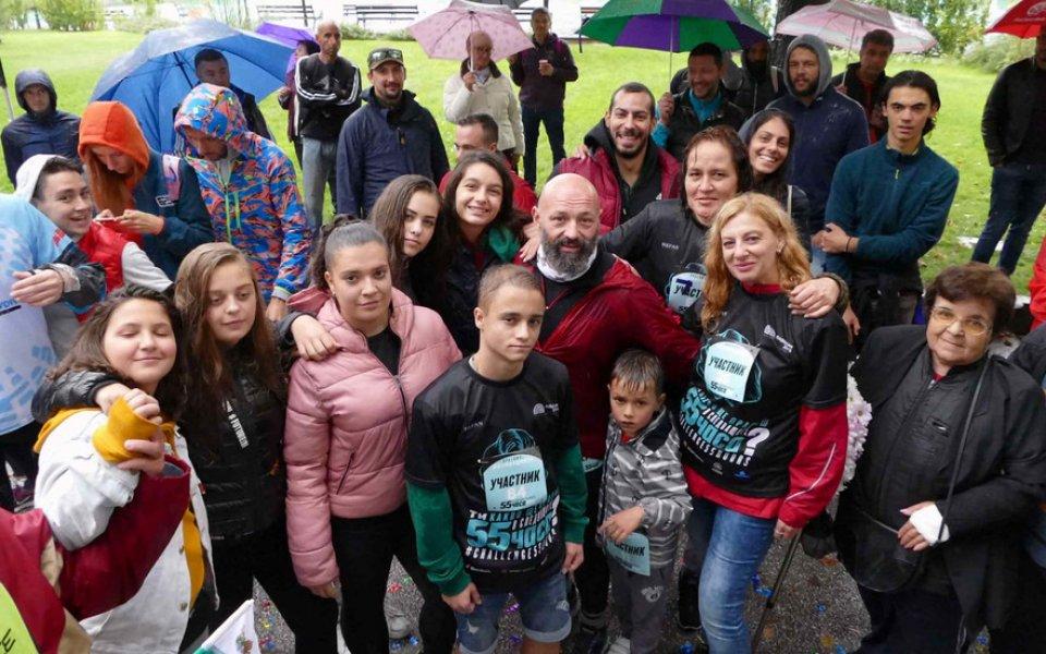 Над 40 000 лв. събра каузата на ултрамаратонеца Краси Георгиев