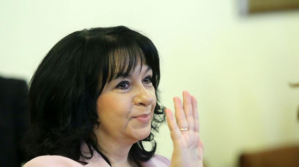 Министър Петкова отговори на БСП: Предизборната кампания е в пикова фаза