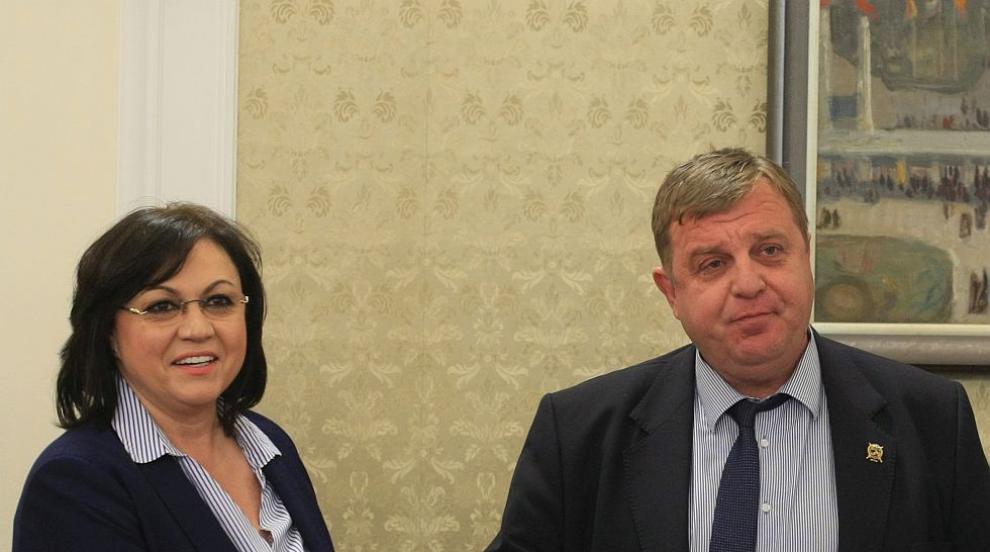Красимир Каракачанов: Корнелия Нинова не е следвана от полицаи