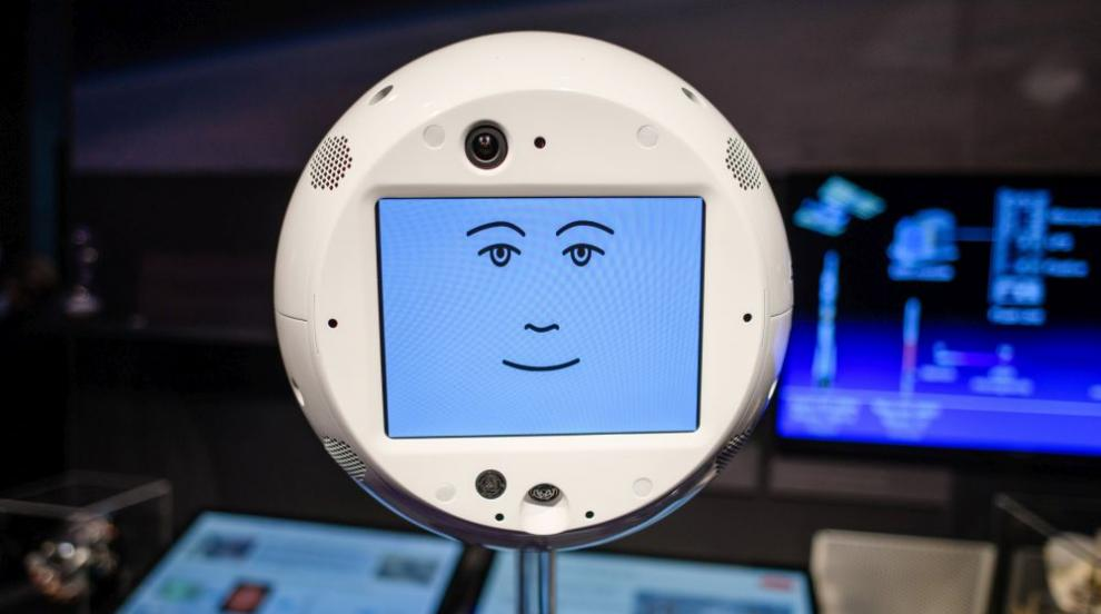 Роботът Симон успешно изпълни първата си задача в космоса (ВИДЕО/СНИМКИ)