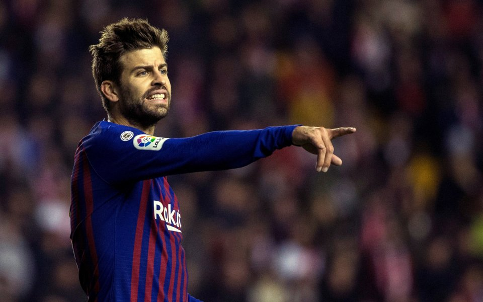 bcf1b9b0a2e Пике: Последният път, в който Реал бе с повече почивка, резултатът бе 5:1 -  Футбол свят - Испания - Gong.bg