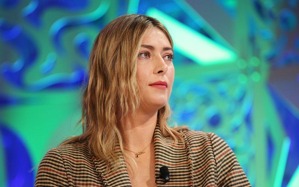 Маша Шарапова намекна за отказване