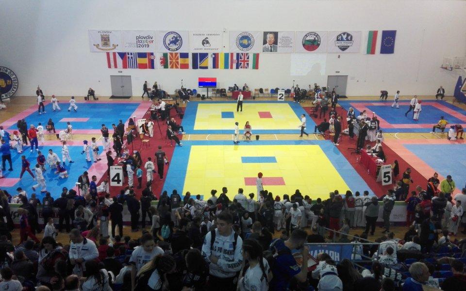 Невероятен ден за българите на силния турнир по таекуон-до ITF