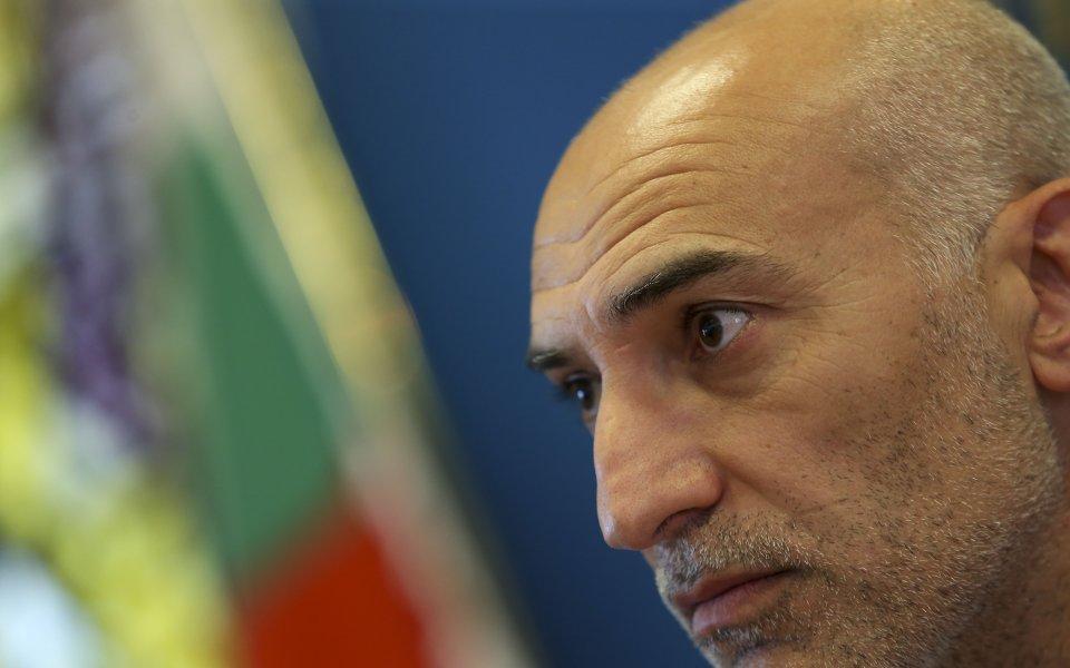 Любо Минчев: Не е приятно, че Бост и Везенков няма да са на линия за Босна и Франция