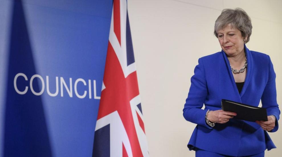 Мей започва консултации с европейските лидери за Брекзит