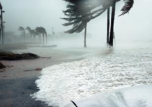Тайфунът Молаве удари Филипините