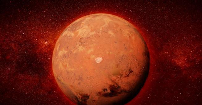 Снимка: НАСА ще изпрати пилотирана мисия до Марс в средата на 2030 г.
