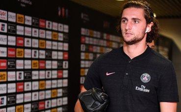 Рабио дава ПСЖ на френската лига