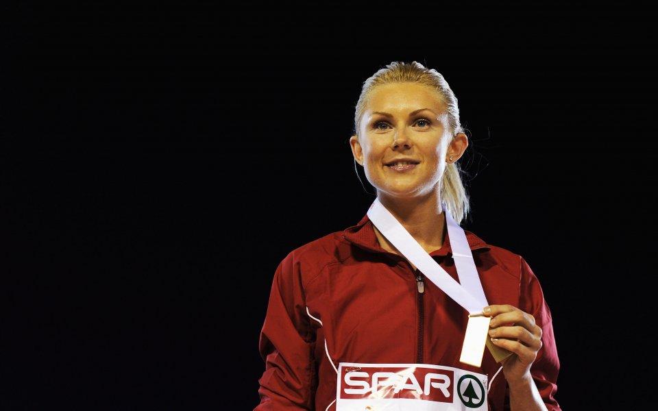 Европейска шампионка в дългия скок уличена в употреба на допинг