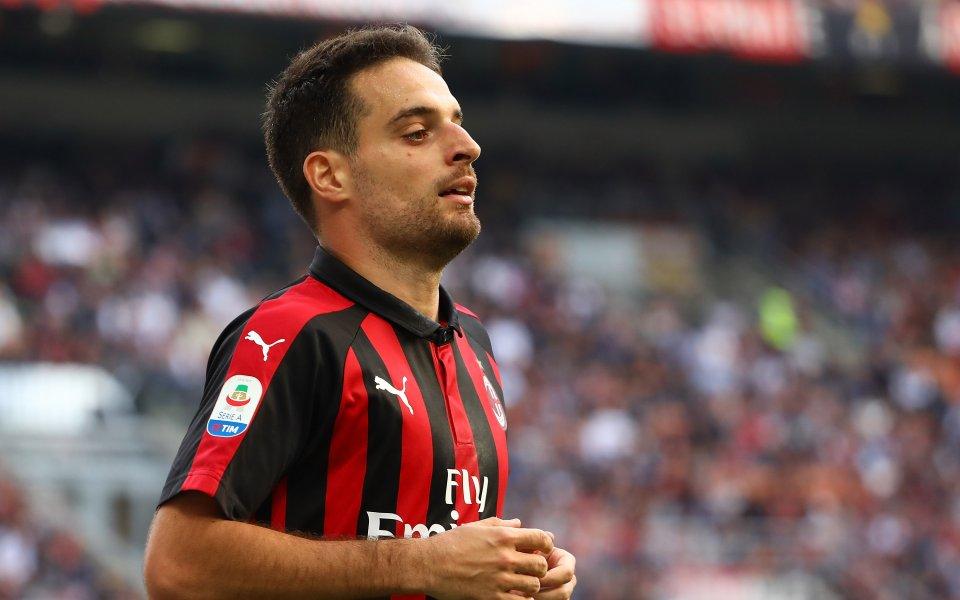 Тъжни новини за Милан: Бонавентура аут за 9 месеца