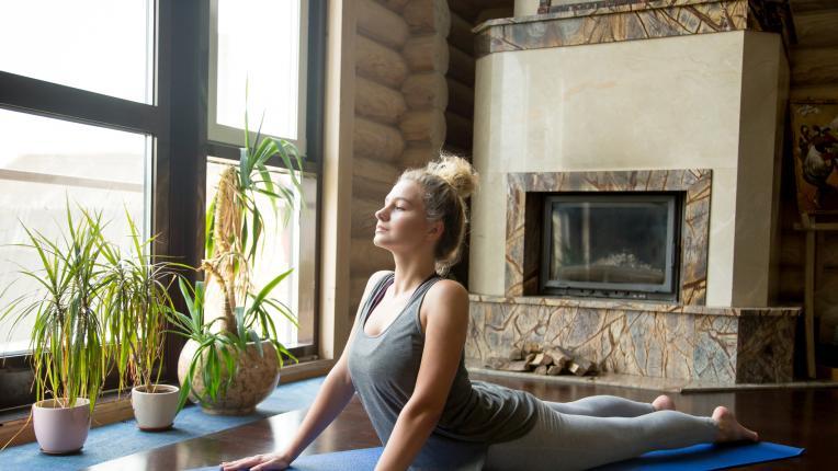 5 йога пози за облекчаване на болката в гърба