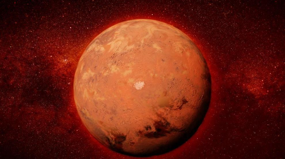 Защо е изчезнала водата на Марс