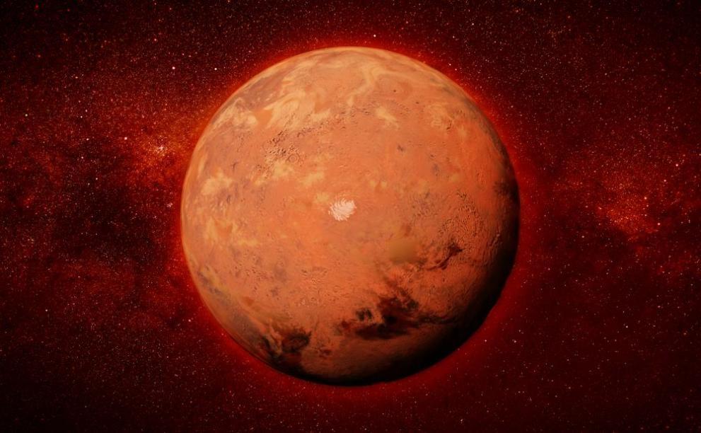 Резултат с изображение за Марс