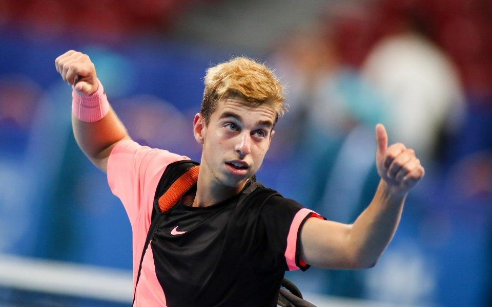 Адриан Андреев – големият талант, който ще ни радва на Sofia Open 2019