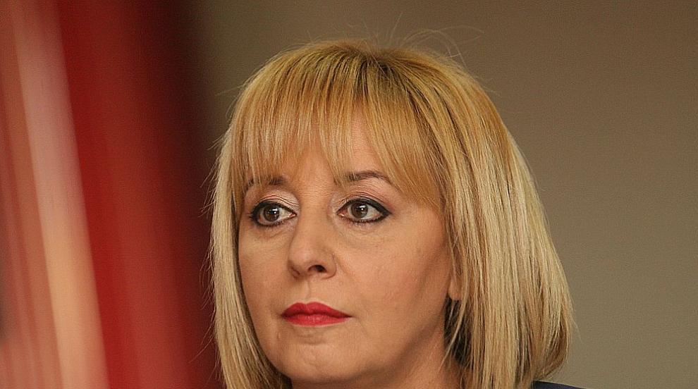 """Манолова ще се яви на заседание по делото срещу """"Топлофикация"""""""