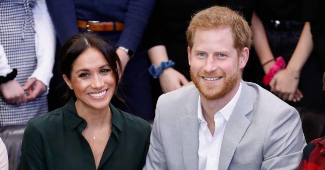 Принц Хари и съпругата му Меган влязоха в списъка на