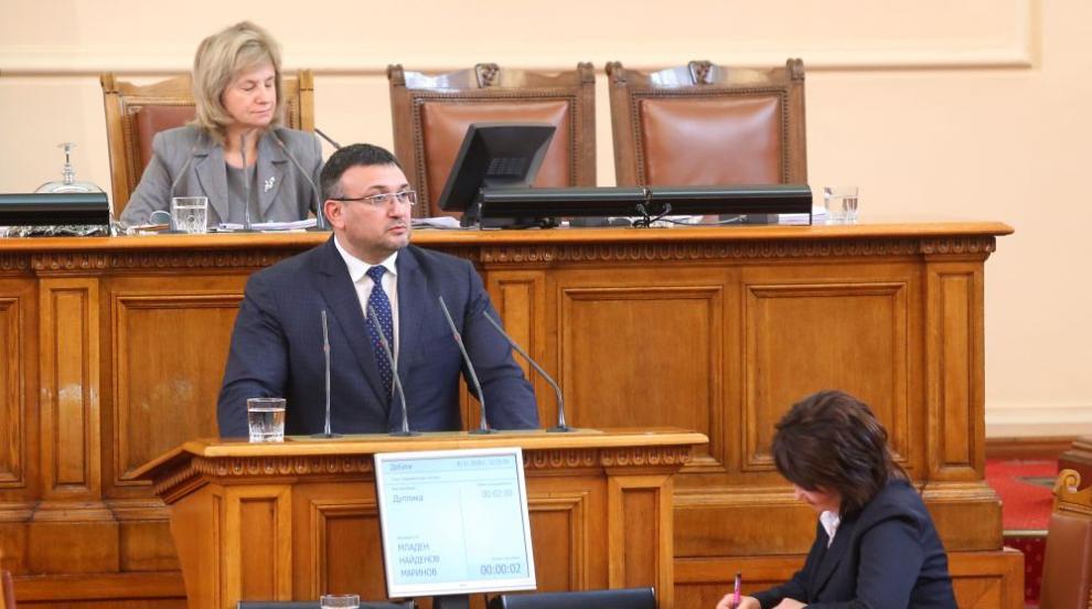 Маринов: За задържането на Северин в Германия е ползвано специално...