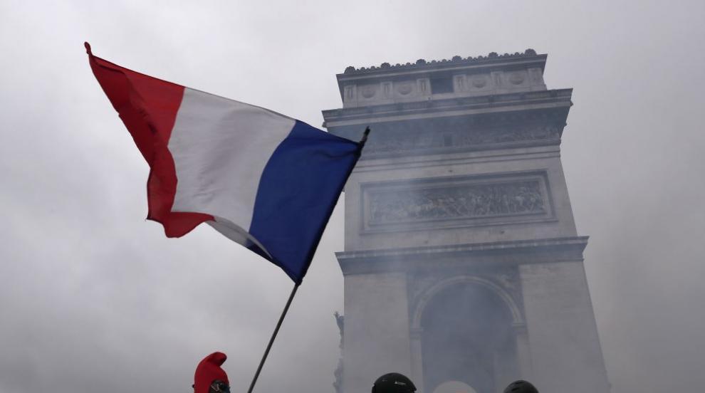 Нови масови протести се чакат във Франция, властите са нащрек
