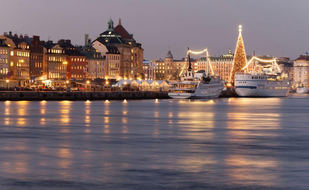 Шведската столица Стокхолм