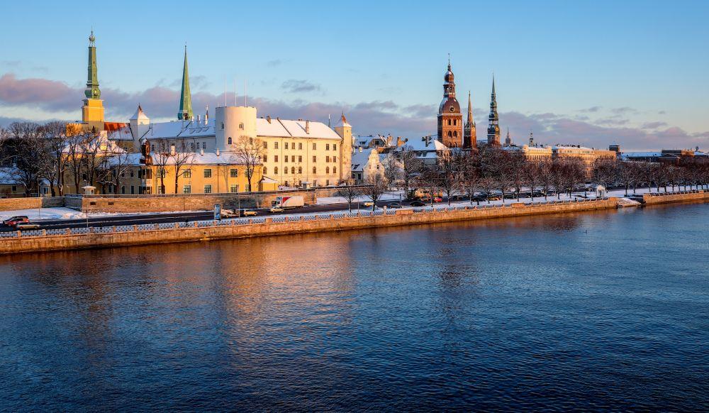 Столицата на Латвия - Рига