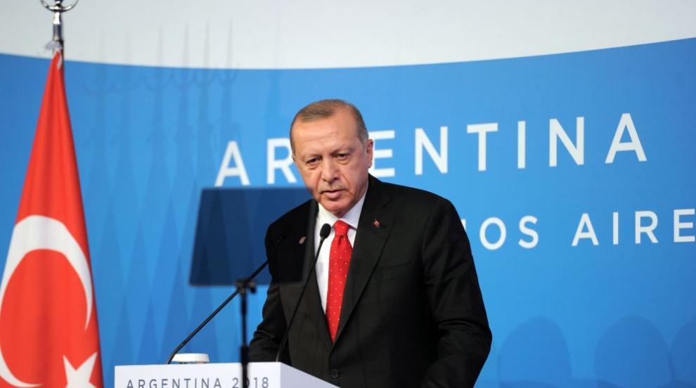 Ердоган: Убийството на Хашоги е тест за света