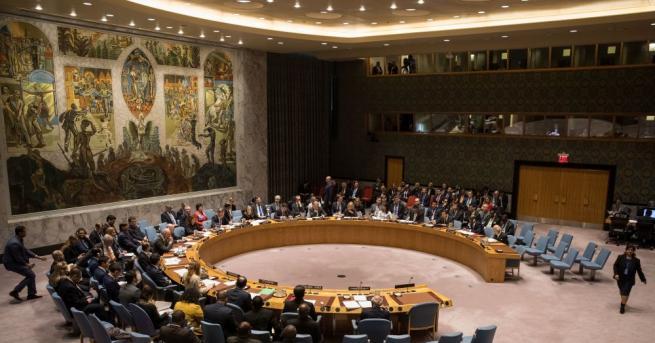 Съветът за сигурност на ООН обсъди конфликта в Сирия, влошаването