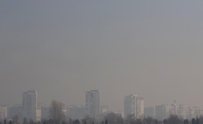 AirBG.Info: Опасно замърсяване с азотен диоксид в София