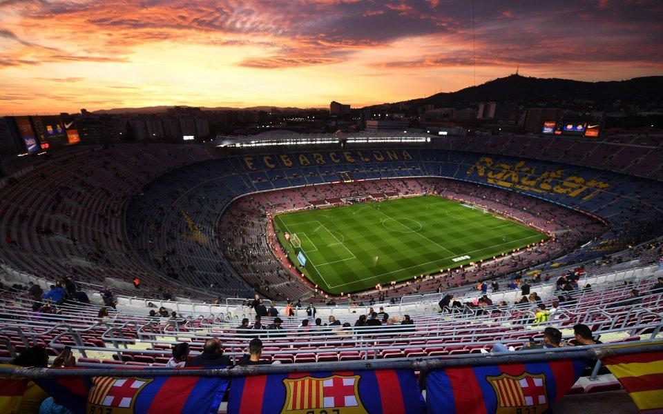 Барселона не изпуска парата, юноша впечатли с включването си (видео)
