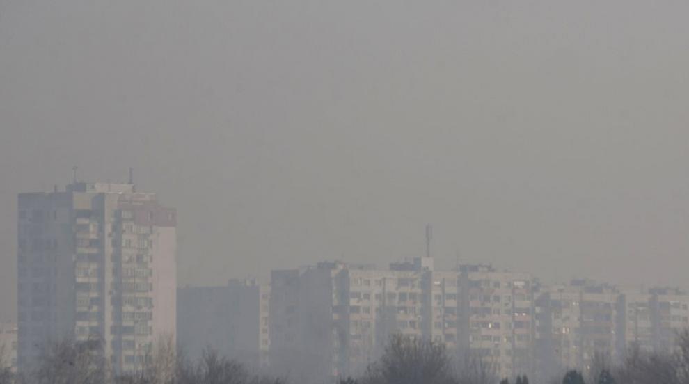 В кои градове въздухът е бил най-мръсен през отоплителния сезон?