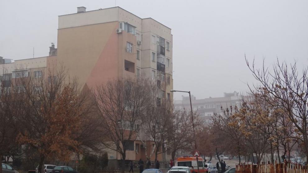 Жена бе открита мъртва тази сутрин в Благоевград