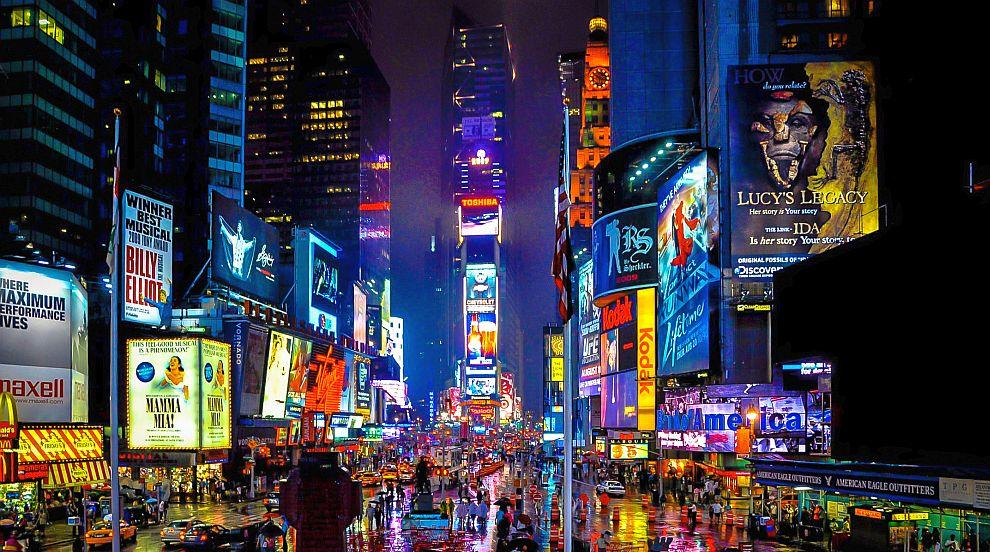 Ню Йорк на тъмно: Авария остави хиляди без ток (ВИДЕО)