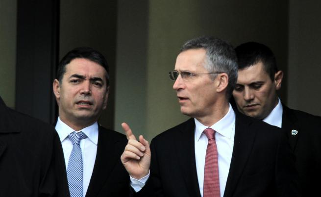 НАТО: Готови сме да подпишем присъединителния протокол за Македония