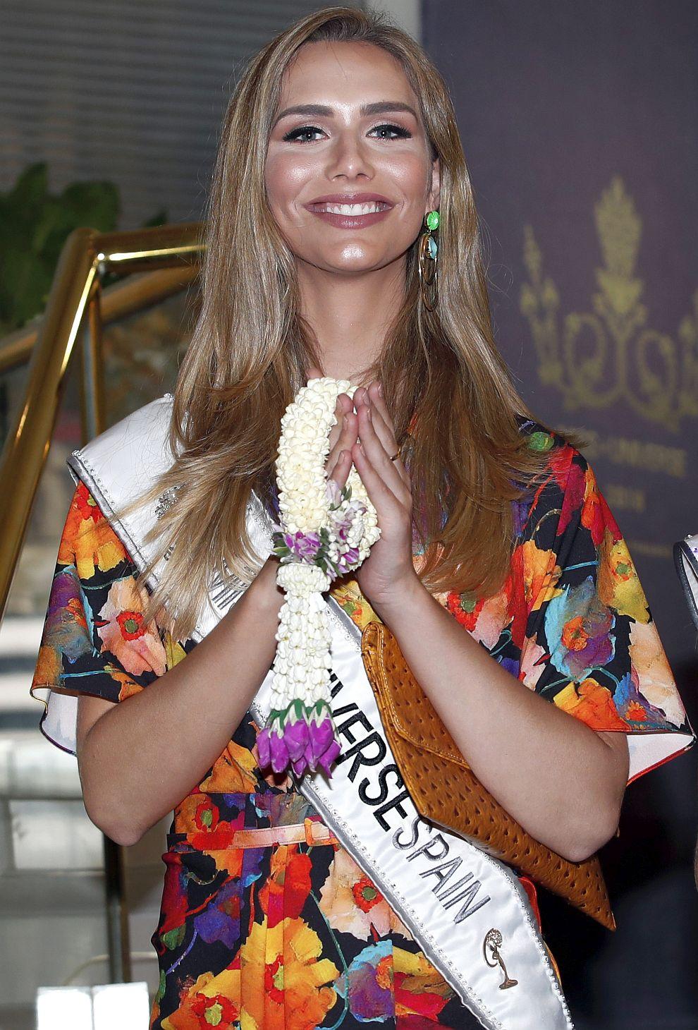 Мис Испания Анхела Понсе