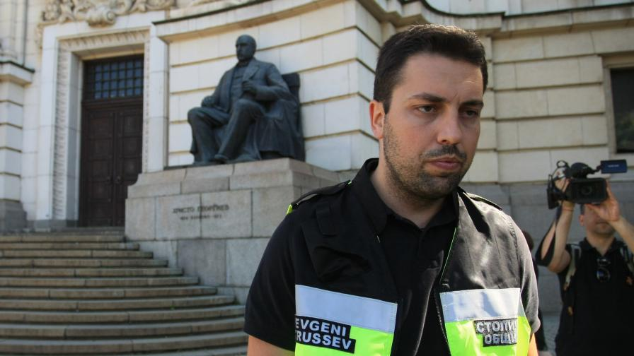 Ясно е обвинението срещу Крусев, Зарков вероятен заместник