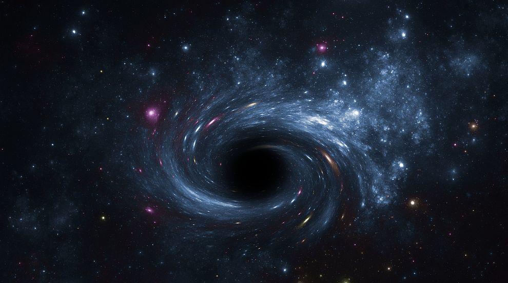 Колко големи могат да станат черните дупки? (ВИДЕО)