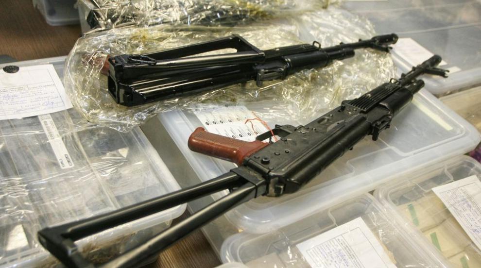 """""""Арсенал"""": Произходът на намерените оръжия лесно може да бъде проверен"""