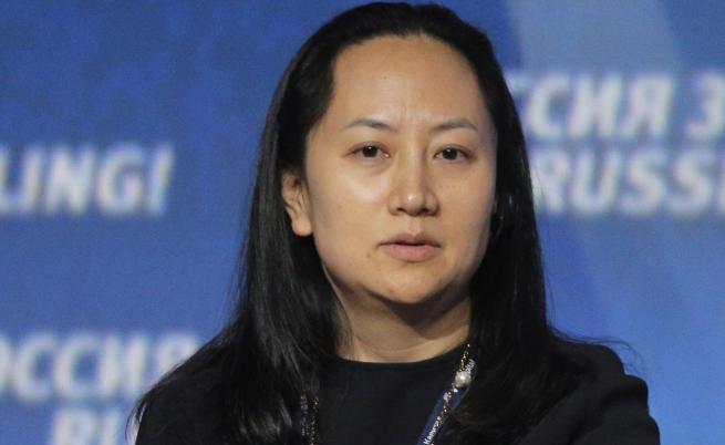 Финансовият директор на Huawei е арестувана в Канада