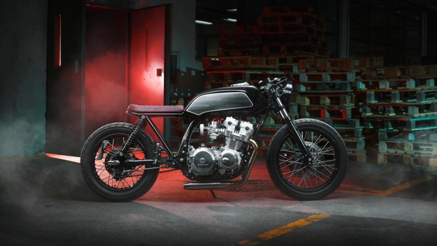 Made in BG: уникална Honda CB750, произведена от ателието Thracian – Custom Bikes