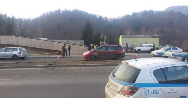 Разследването на причините за верижната катастрофа между 11 автомобила край
