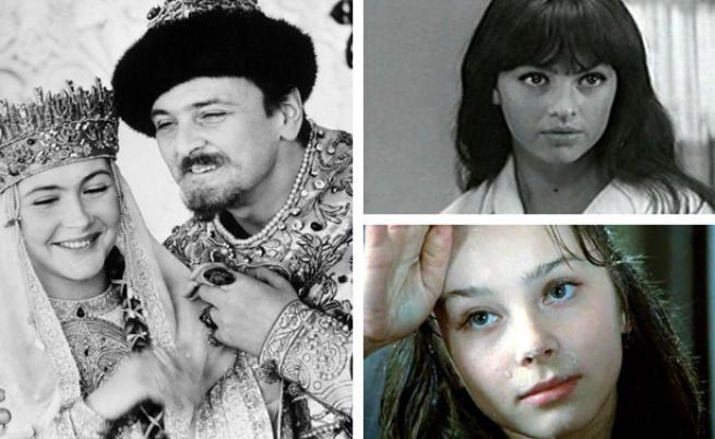 Безумно красивите актриси от СССР (СНИМКИ)