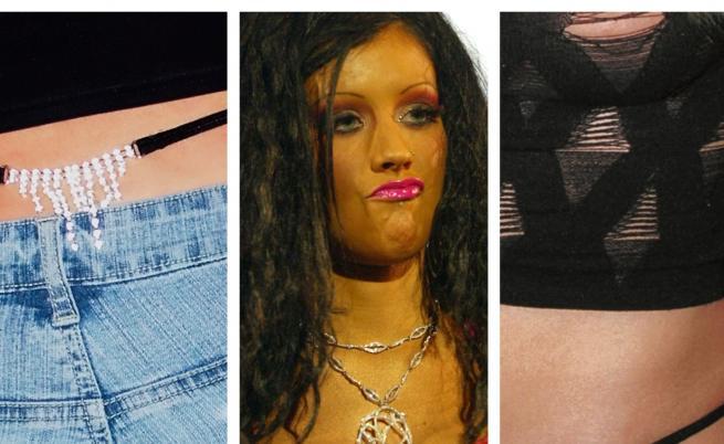 Ужасни модни тенденции, които (за щастие) отминаха