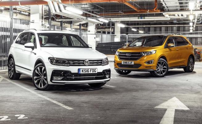 Чудовището Fordswagen ще разтърси автомобилния свят