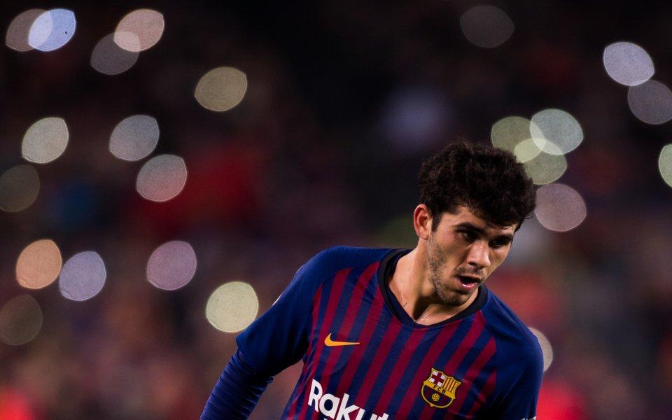 Дълбока резерва на Барселона може да поеме към Тотнъм
