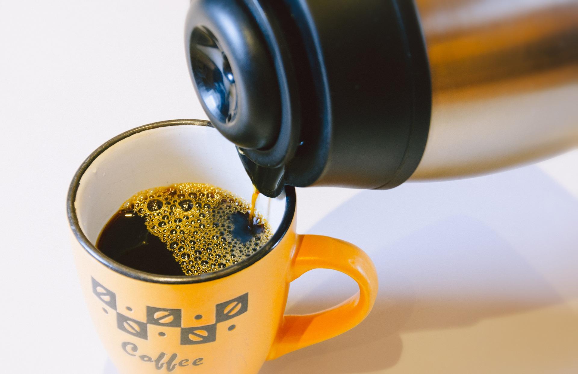 Един термос би зарадвал всеки, който не може да започне деня си без кафе и той ще побере количество, достатъчно за деня.