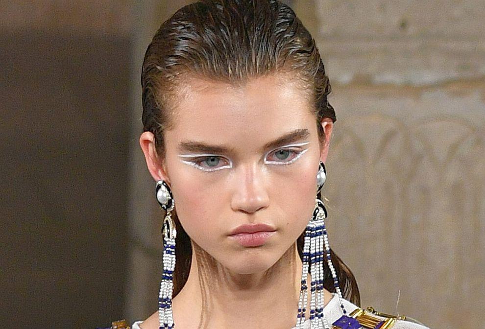 Фараонското дефиле на Chanel в Ню Йорк
