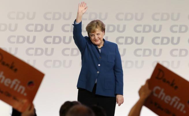 ХДС към Меркел: Благодаря, шефе! Избраха нов лидер
