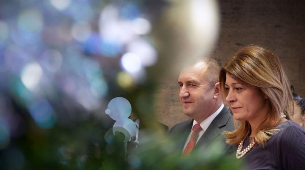 Президентът Радев на посещение в Йордания по покана на краля