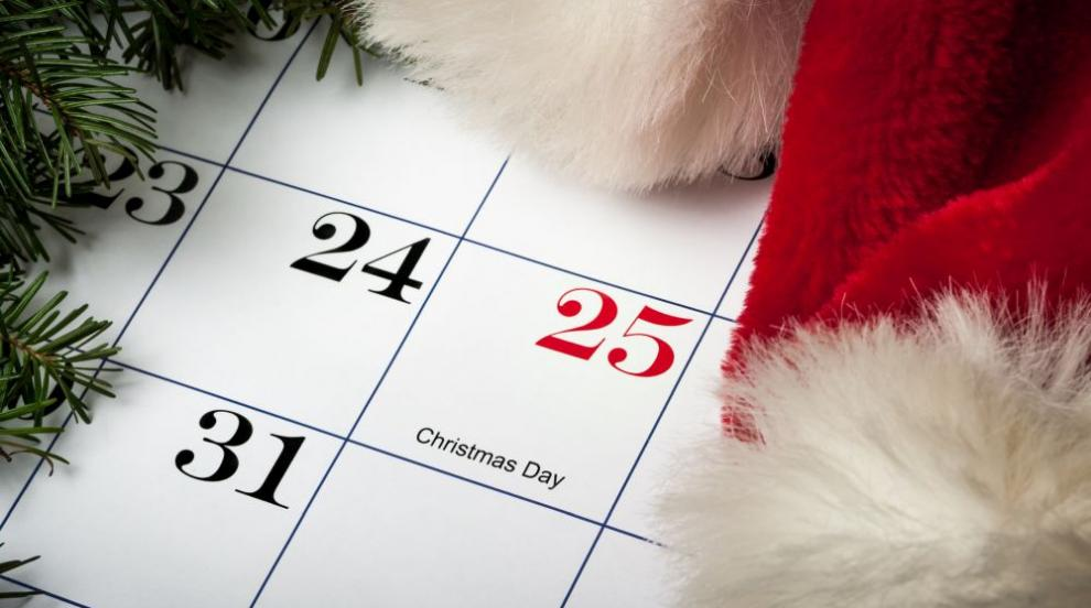 Как ще почиваме по Коледа и Нова година?