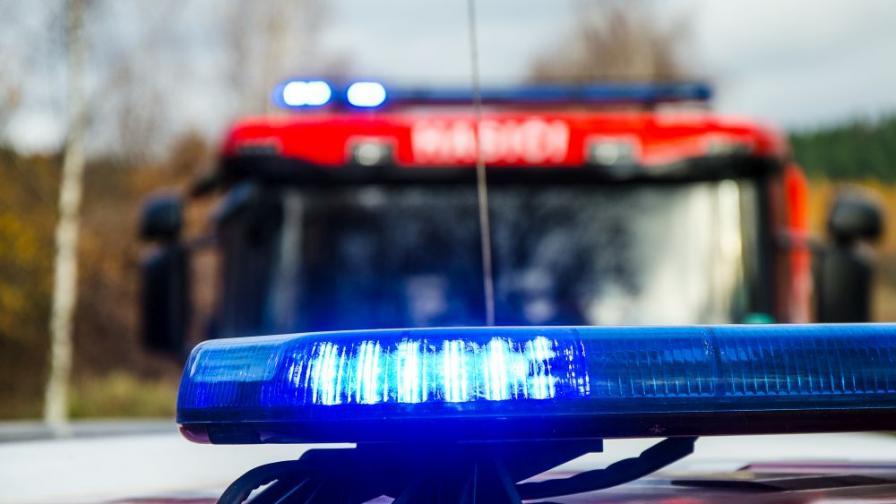 Издирват мъж във водите на пресевник край Казанлък