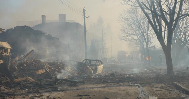 Снимка: Преди 3 години: Кошмарът, който никой в Хитрино няма да забрави